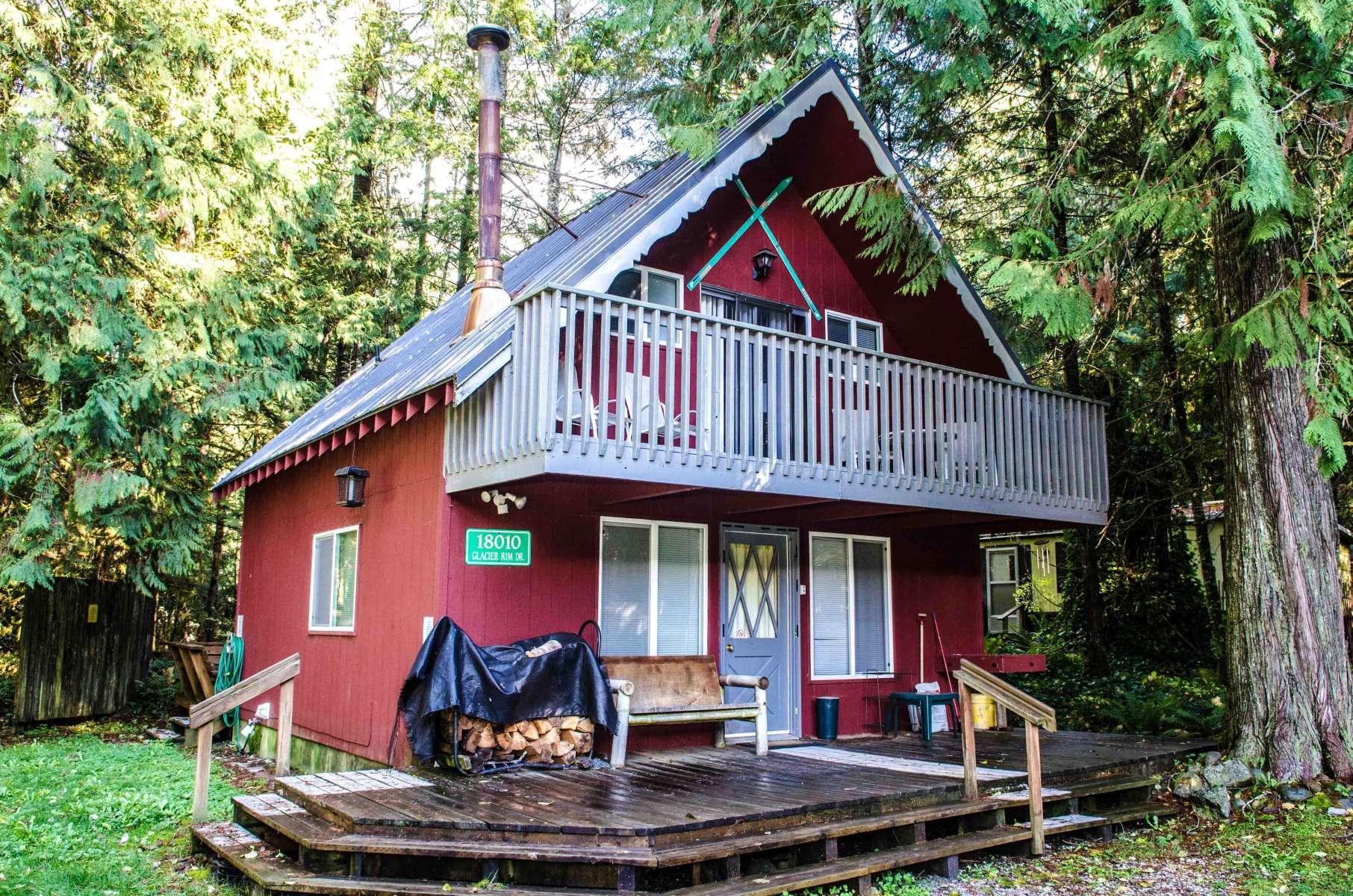 Mt baker lodging cabin 63 mt baker lodging wa 18 for Mount baker cabins