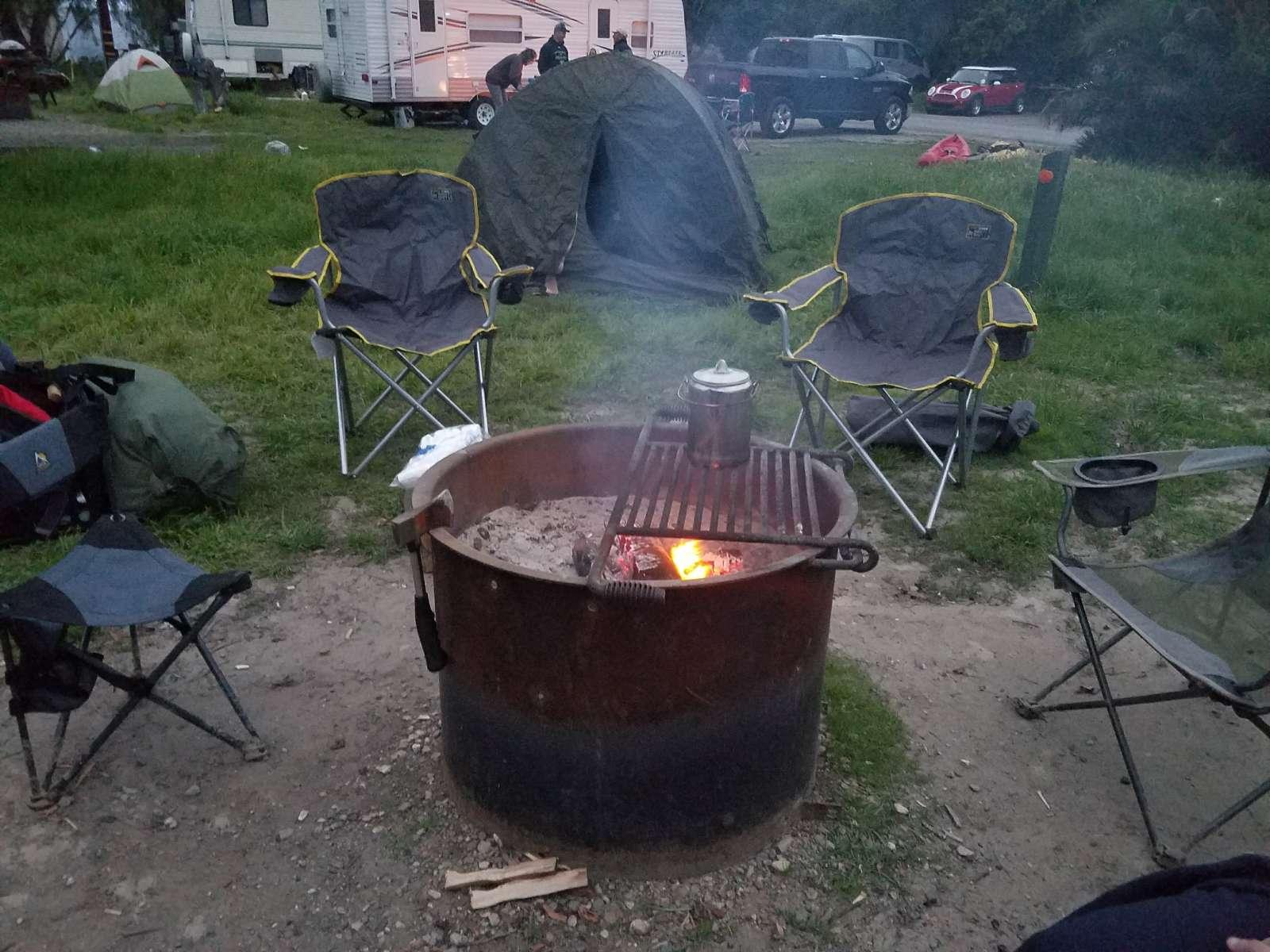 Refugio campground refugio ca 4 hipcamper reviews and - Refugios y parasoles camping ...