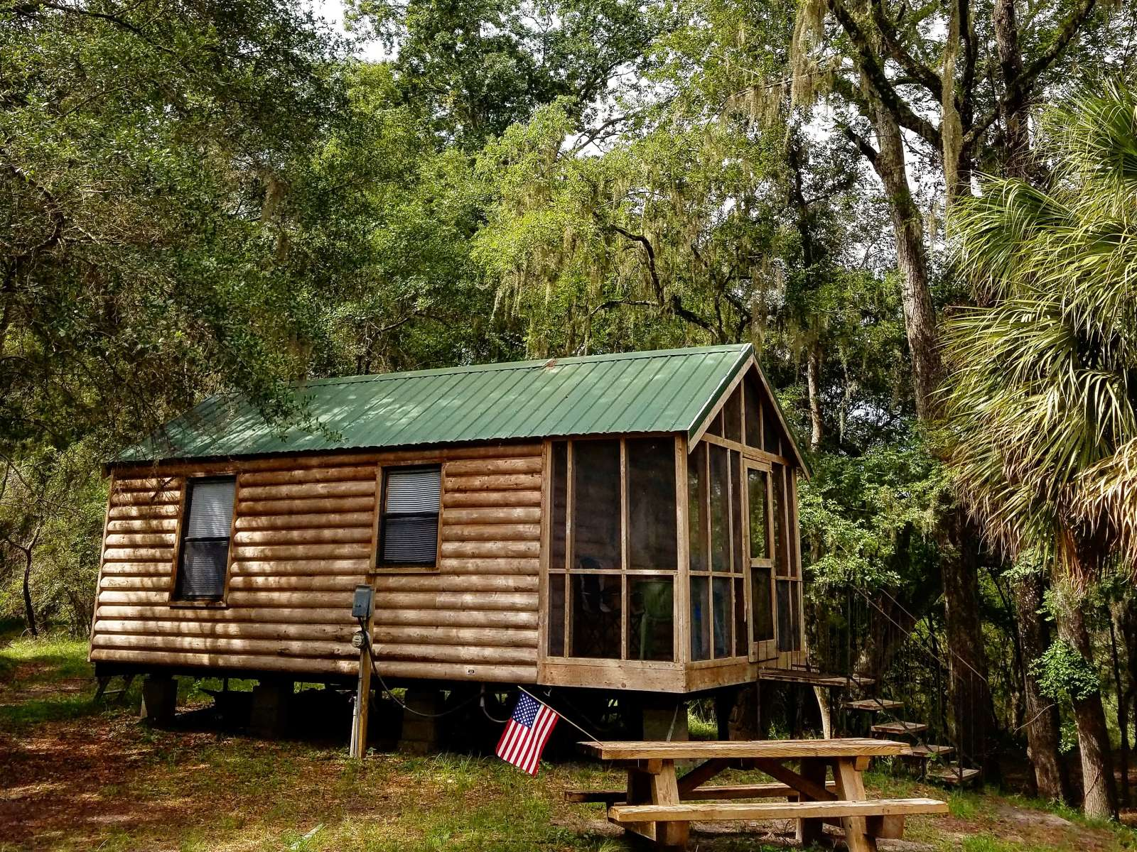 ... Suwannee River Cove Campground ...