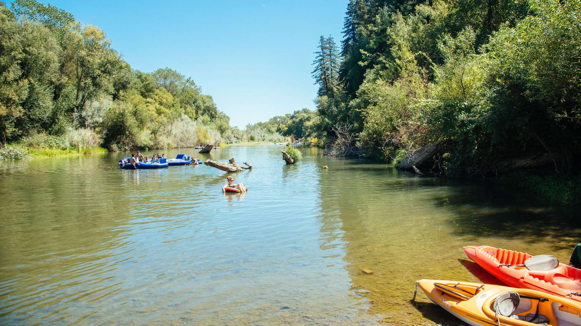 Devils Lake Camping