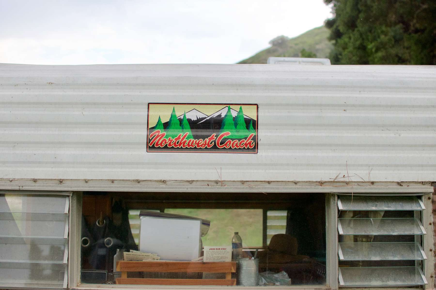 Restored Vintage Camper, Dare 2 Dream Farms, CA: 16 Hipcamper ...