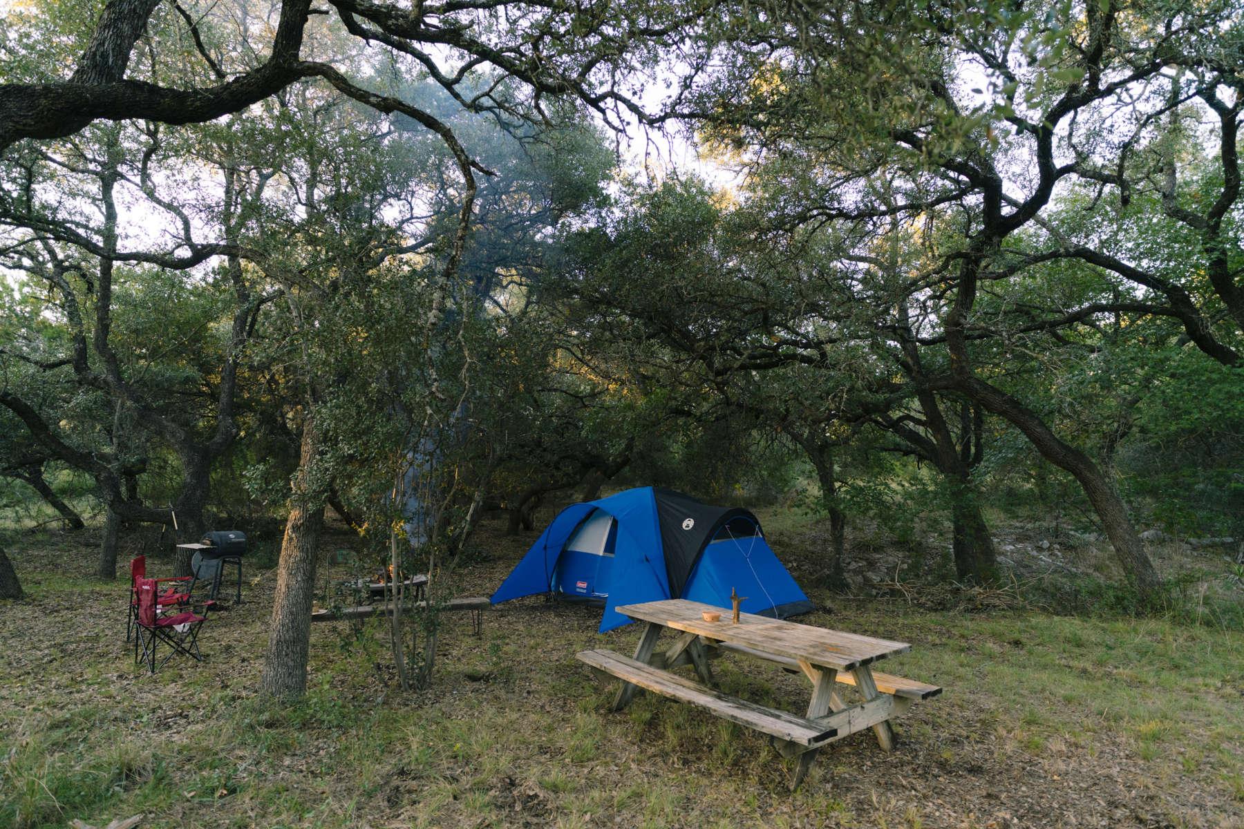 ... Dalton C.u0027s Photo At Camping Near Hamilton Pool ...