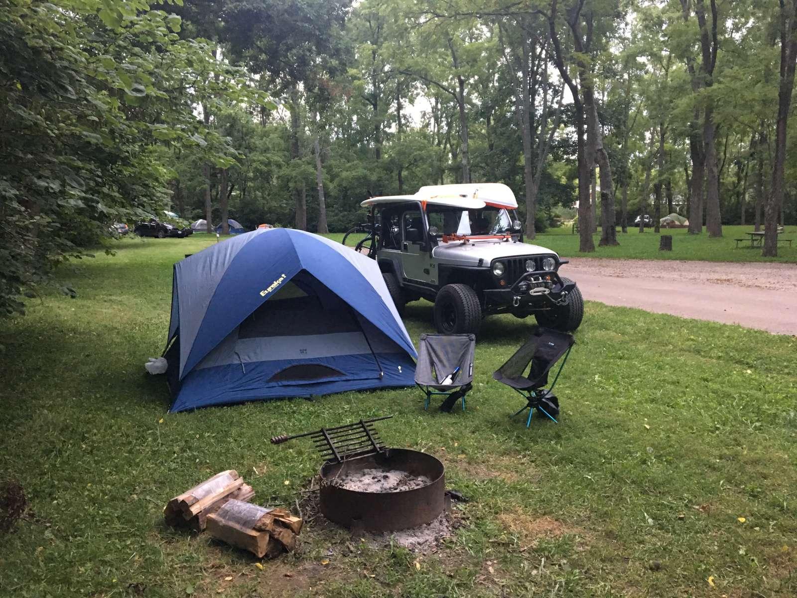 ... Tracey M.u0027s Photo At Hueston Woods Campground ...