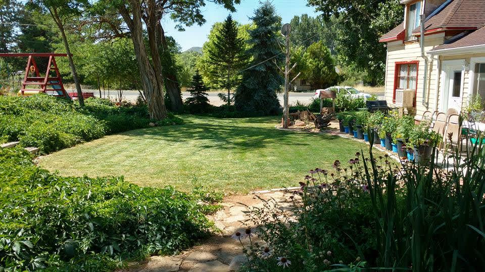 Red Hen Gardens, Grandma Dana\'s Camper, UT: 11 Hipcamper reviews and ...