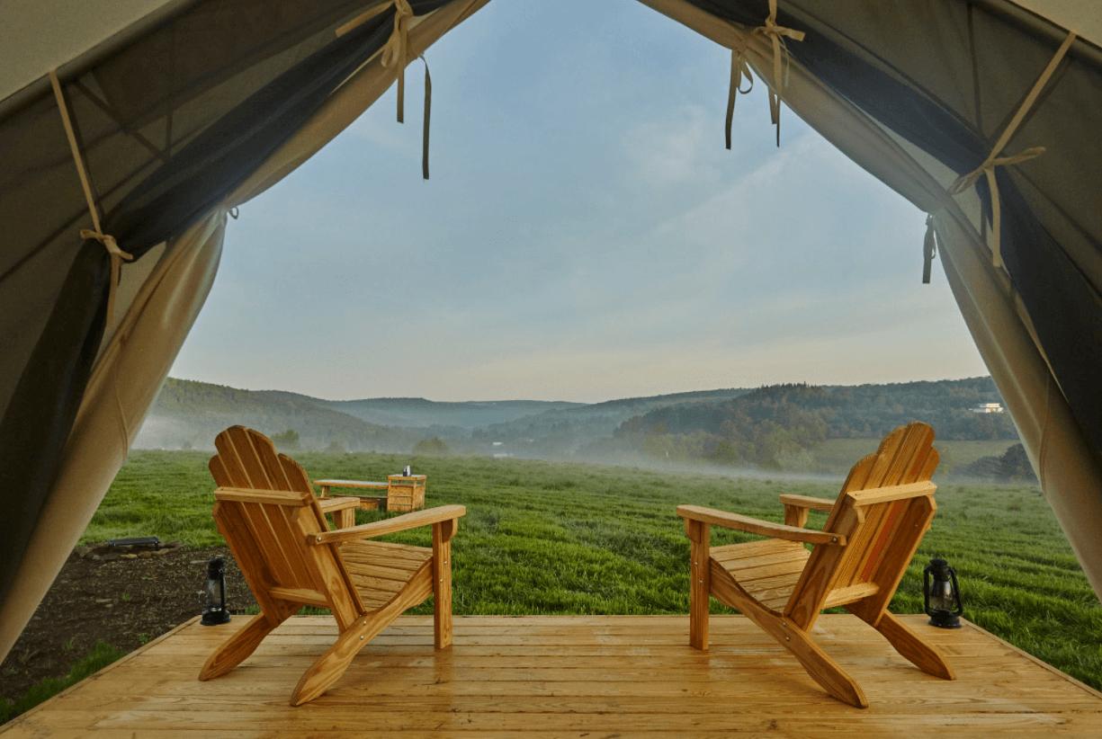 Mountain Top Camp At Greenane Greenane Farms Ny 10 Photos
