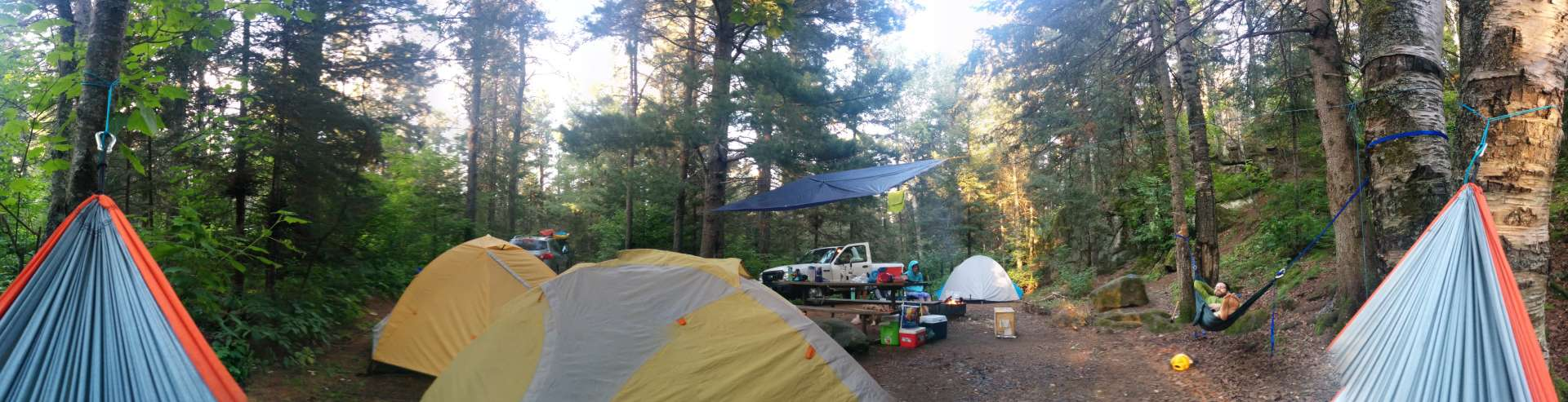 Camping in Finland: civilized outdoor recreation 74