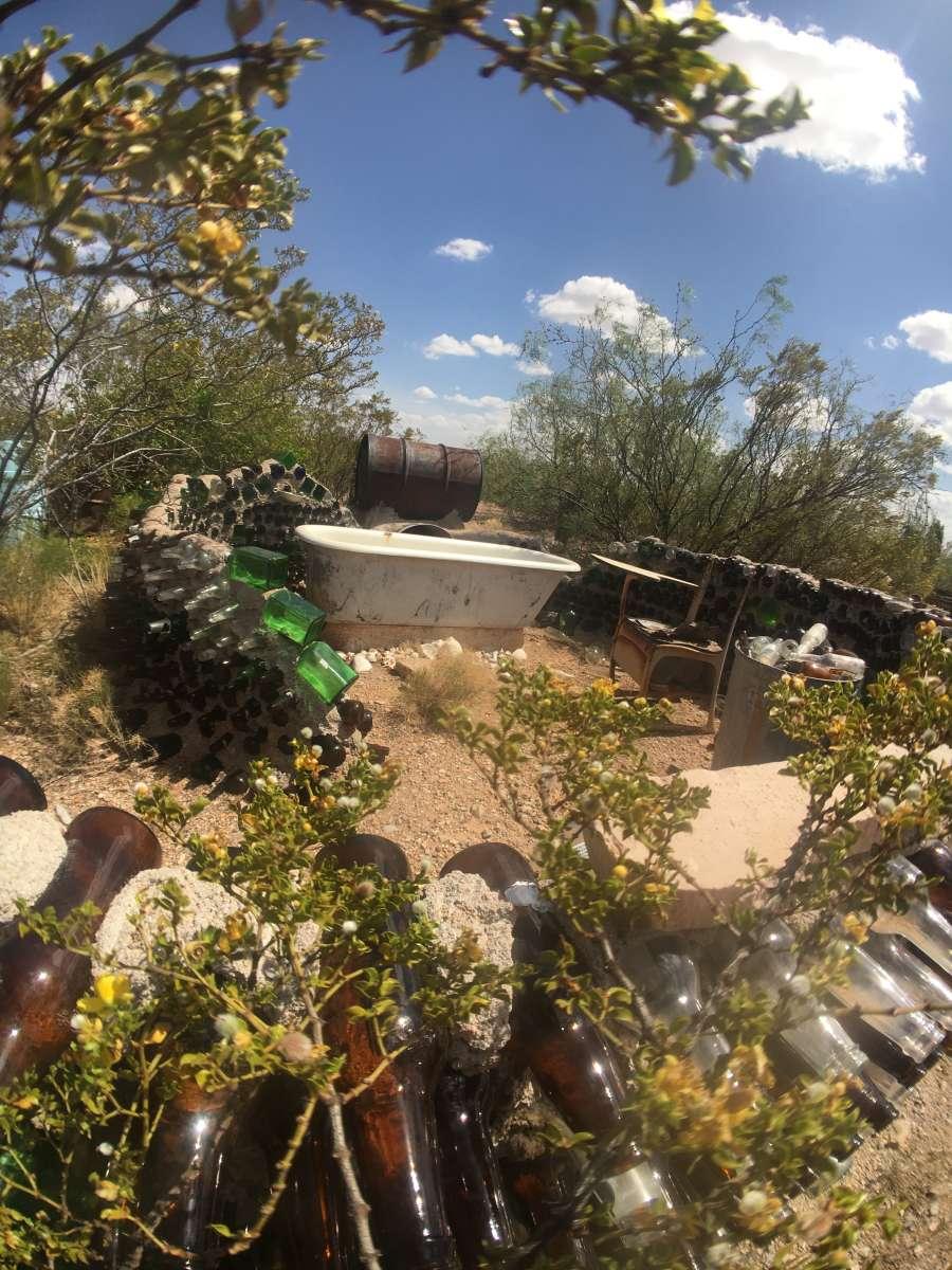The Magic Bus, Casas de las Estrellas, NM: 3 Hipcamper reviews and ...