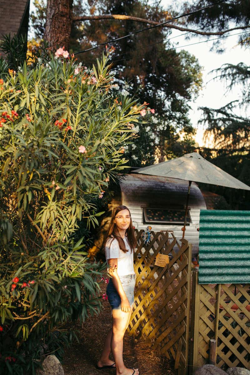 Vintage Rainbow Garden, OrangeRay~Three Rivers, CA: 1 Hipcamper ...