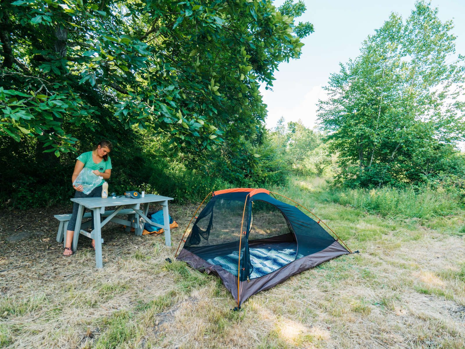 Camping in Finland: civilized outdoor recreation 2