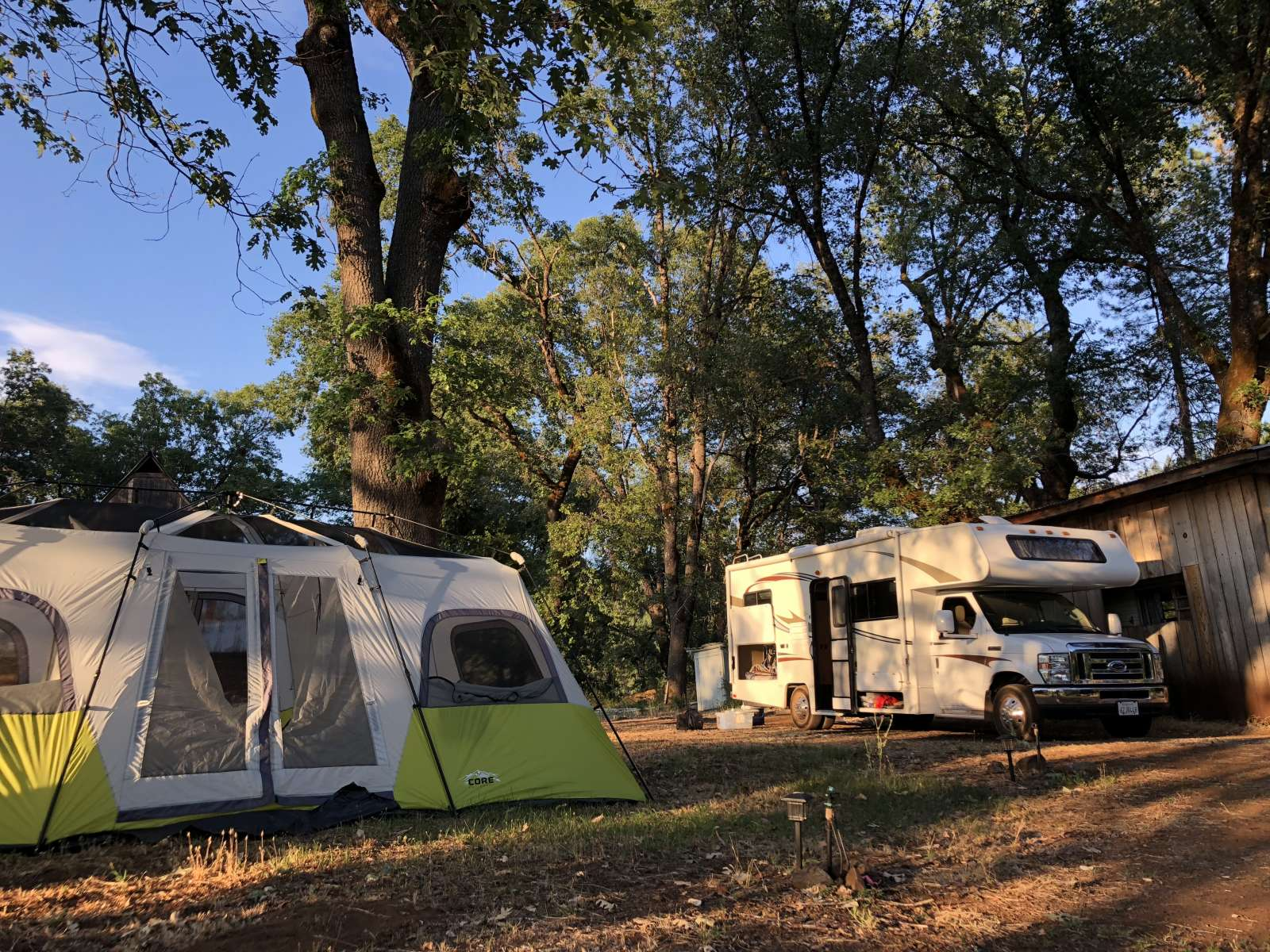 Forest Springs Camping, Guest House, Forest Springs, CA: 5 Hipcamper ...