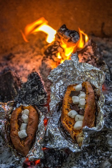 Vegan Camping Part II: 7 Recipes for the Road