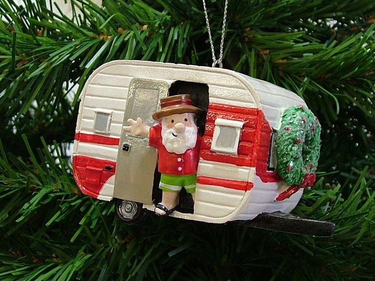Camping Themed Ornaments Every Tree Needs This Holiday Season