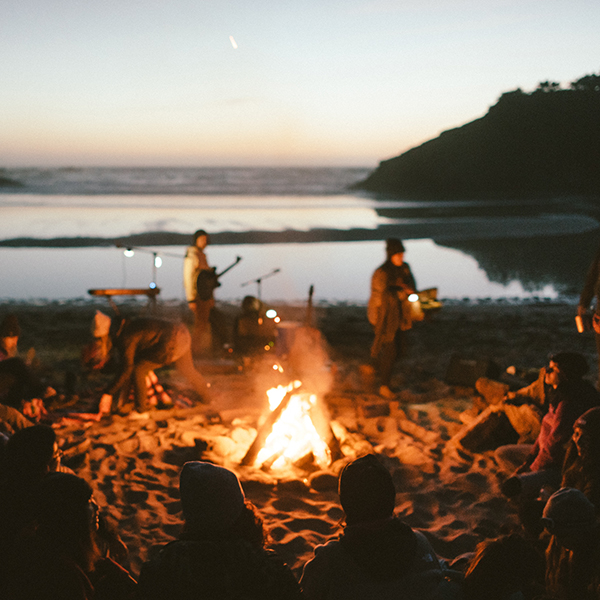 Best options near me. Beach camping