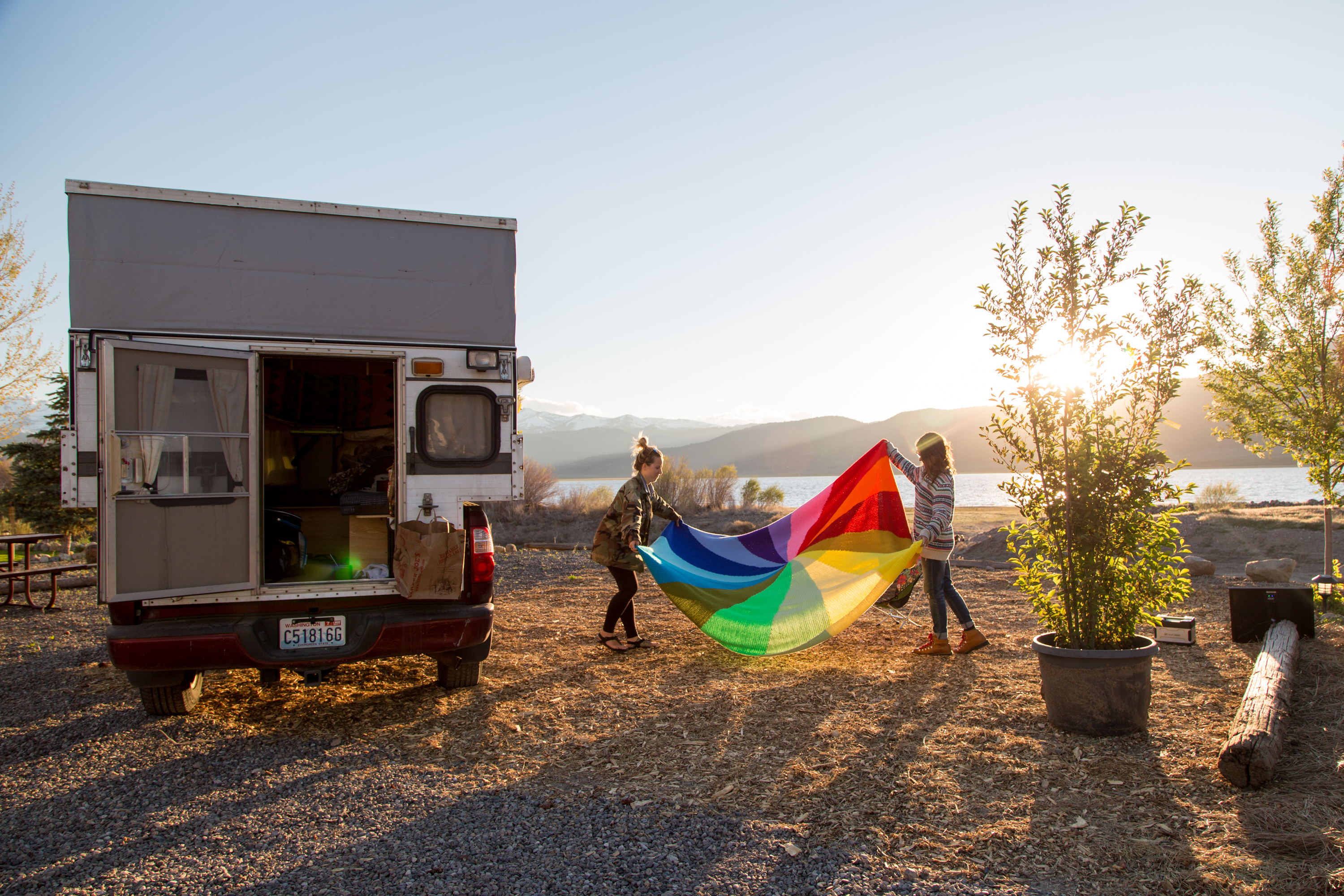 Pride Outside's Community-Generated Outdoor Events Map is Awesome