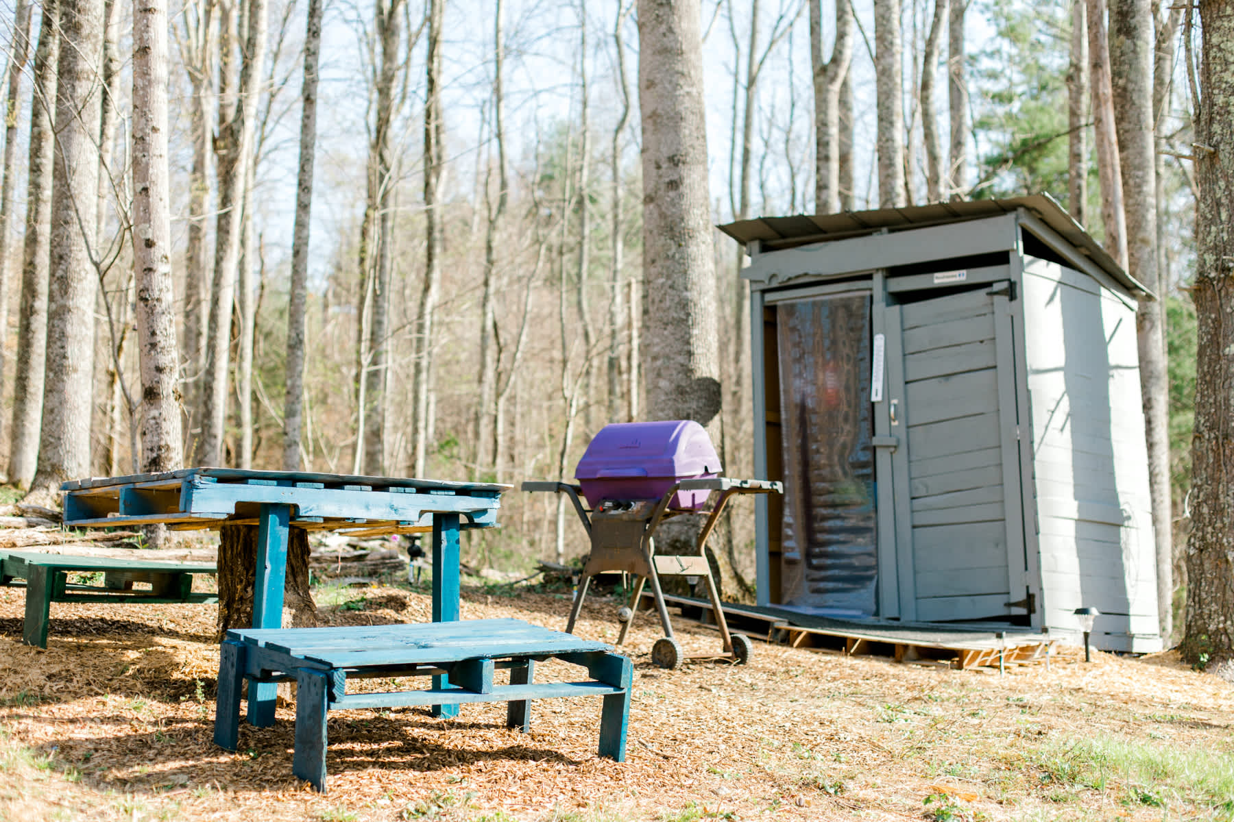 9 Diy Ideas To Repurpose Old Wooden Pallets Hipcamp Journal Stories For Campers And Our Hosts