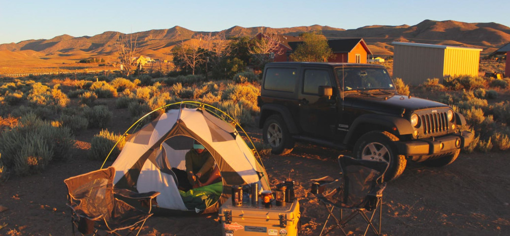 This High-Desert Host is Changing How Campers View the Nevada Outdoors