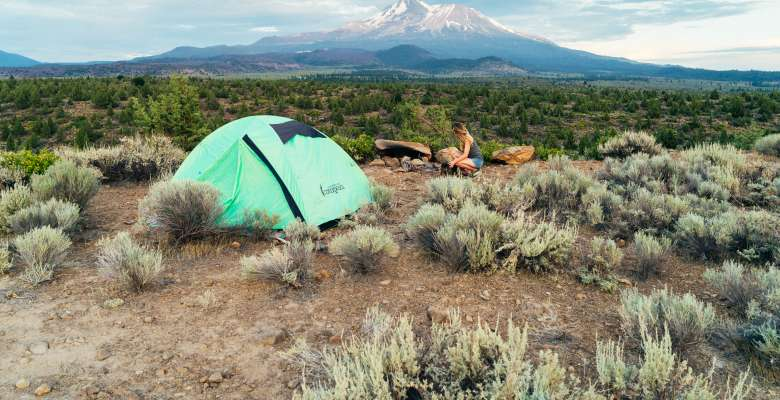 The 30 best campgrounds near Mount Shasta, California