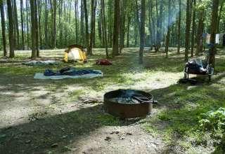 Portage Lakes Nimisila Campground