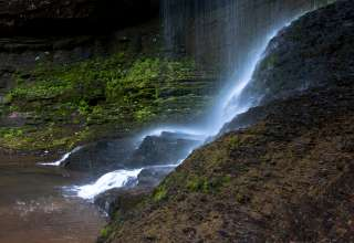 Cloudland Canyon State Park Campground