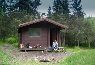 Caribou Creek Cabin
