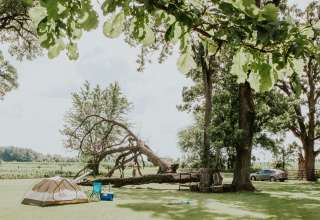 tent lodging