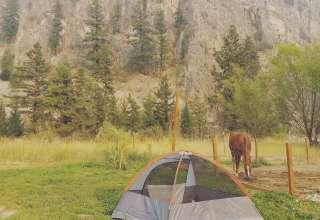 Oasis Gardens Canna Farm Tent Camp