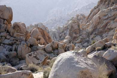 Indian Cove Campground; Twentynine Palms, CA via NPS: https://www.flickr.com/photos/joshuatreenp/
