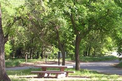 Woodson Bridge Campground