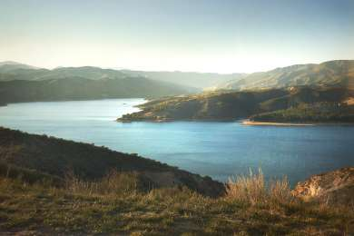 Castaic Lake Campground