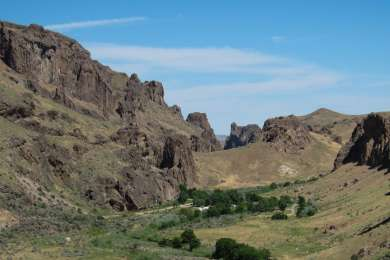 Succor Creek Campground