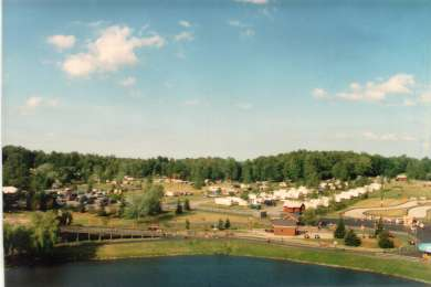 Darien Lakes State Park Campground
