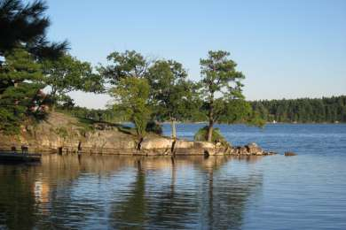 Dewolf Point State Park Campground