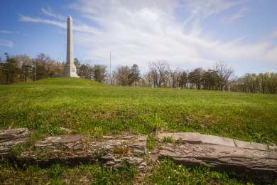 Newtown Battlefield State Park Campground