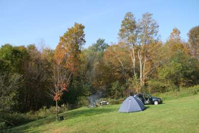 Oquaga Creek State Park Campground