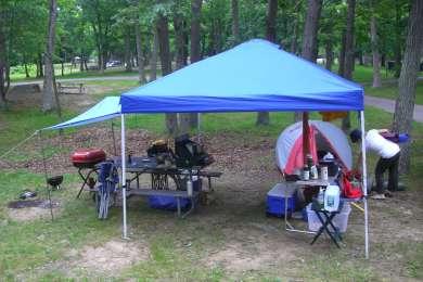 Wildwood State Park Campground