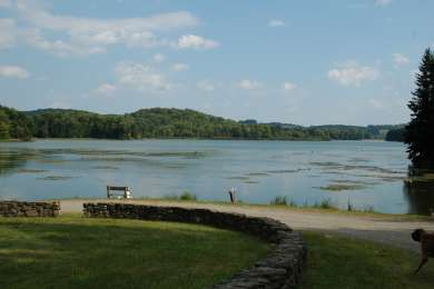 Hills Creek State Park Campground