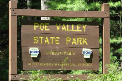 Poe Valley State Park