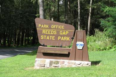 Reeds Gap State Park
