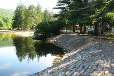 Greenwood Furnace Park Campground