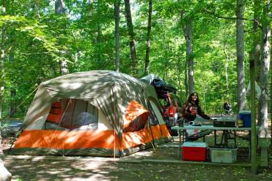 Martinak Campground