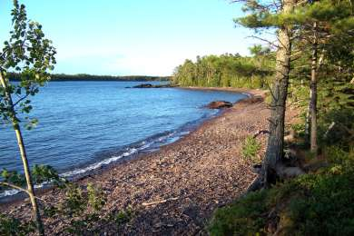 Fort Wilkins Campground