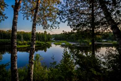 Tahquamenon Rivermouth Campground