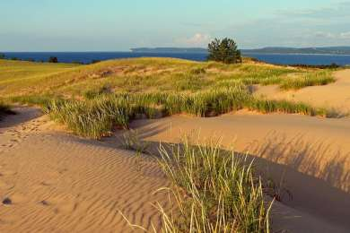 South Manitou Island Group