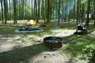 Portage Lakes Nimisila Campground