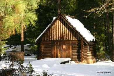McArthur-Burney Falls Cabins