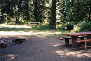 Huckleberry Campground