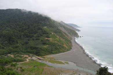 Usal Beach Camp