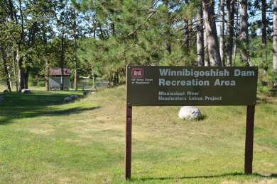 Winnie Dam Campground