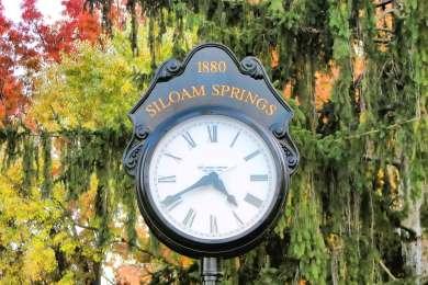 Siloam Springs Campground