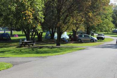 Brookville Lake Campground